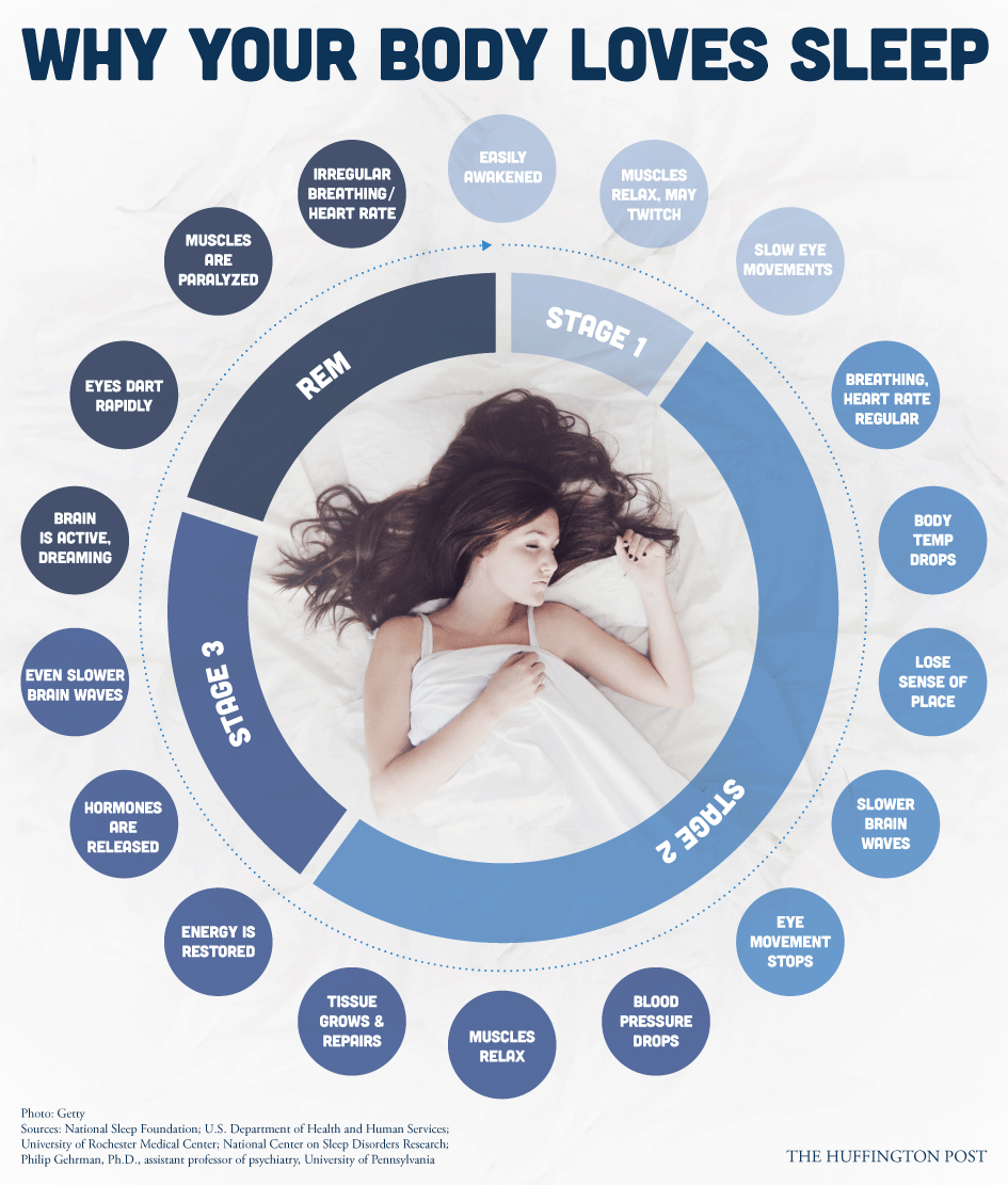 Teen Sleep Facts Sleep 63
